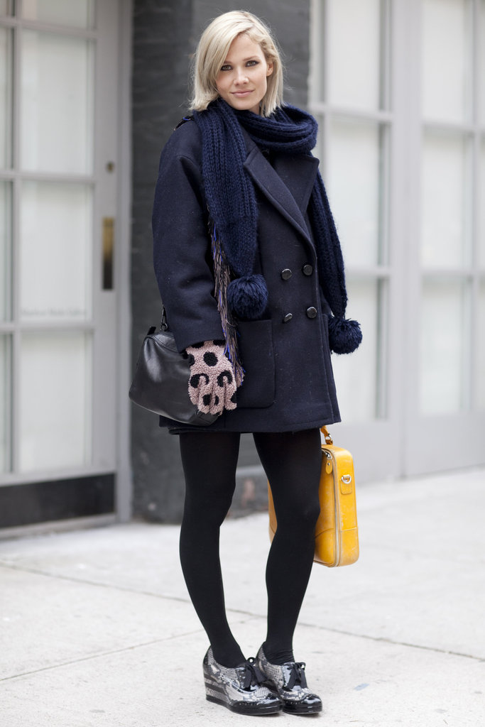 New York Fashion Week Fall 2012