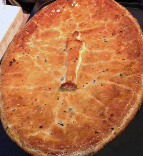 Barbra Streisand's Favorite Chicken Pot Pie