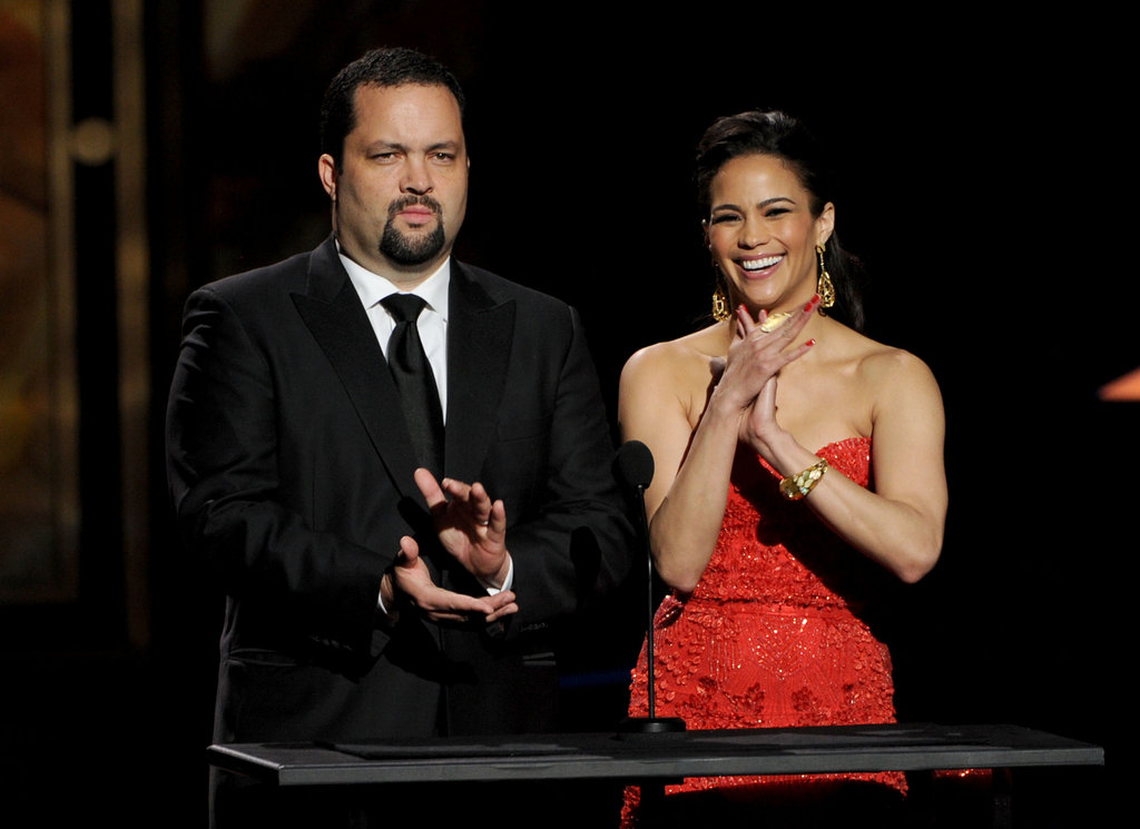 Benjamin Todd Jealous and Paula Patton