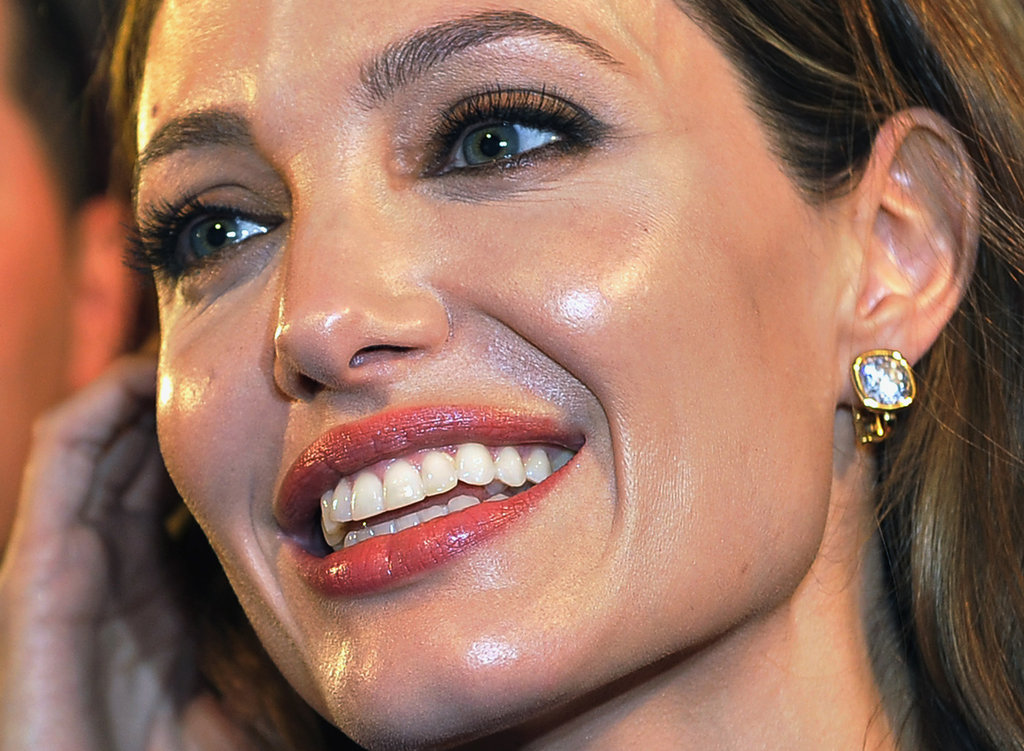 Angelina Jolie Makes a Stop in Croatia For Her Latest Screening