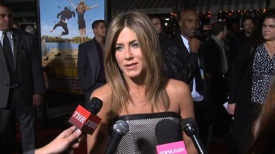 "Video: Jennifer Aniston Says She Has a ""True Affection"" For Wanderlust Costar — Find Out Who!"