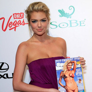 Kate Upton Pictures at Las Vegas SI Bikini Party