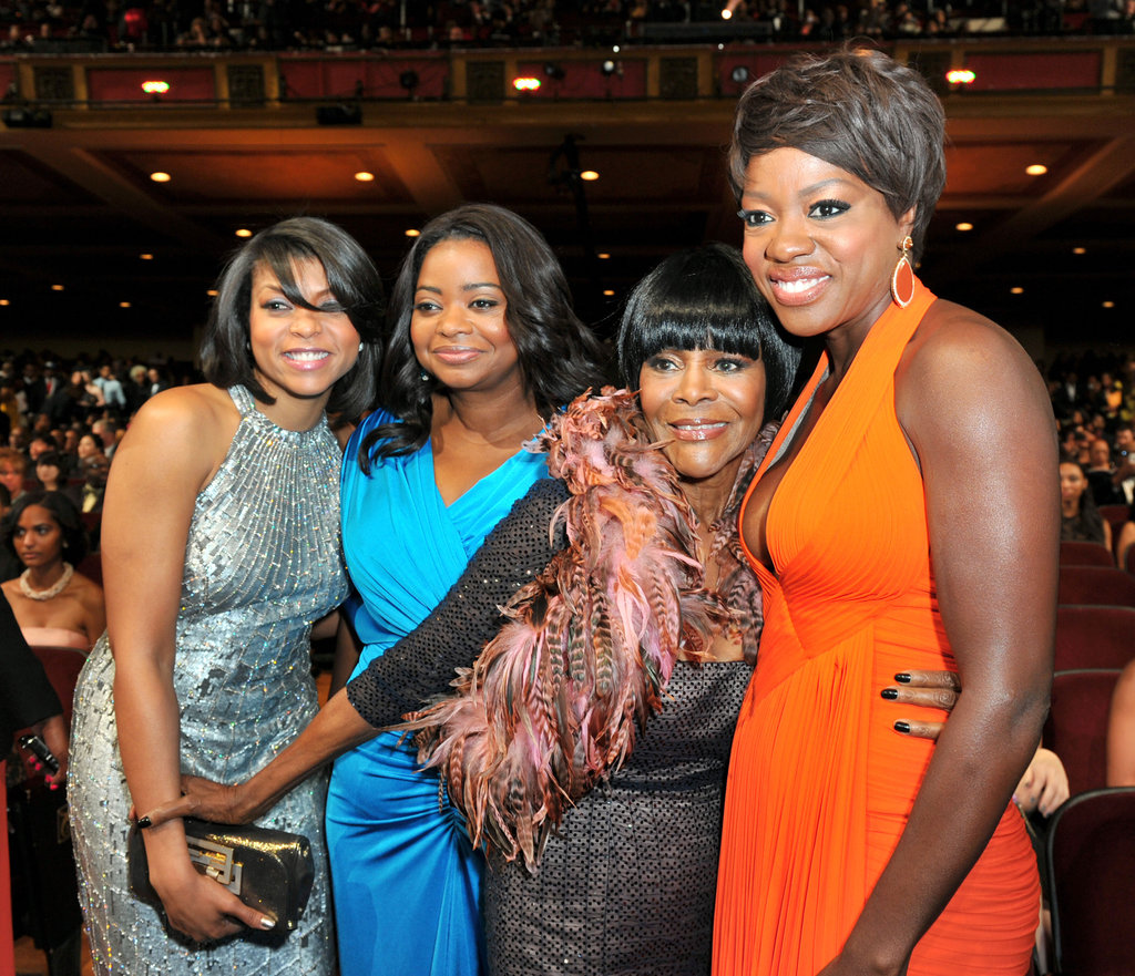 Taraji, Octavia, Cicely, and Viola