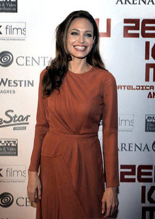 Angelina Jolie Pictures at Croatia Premiere