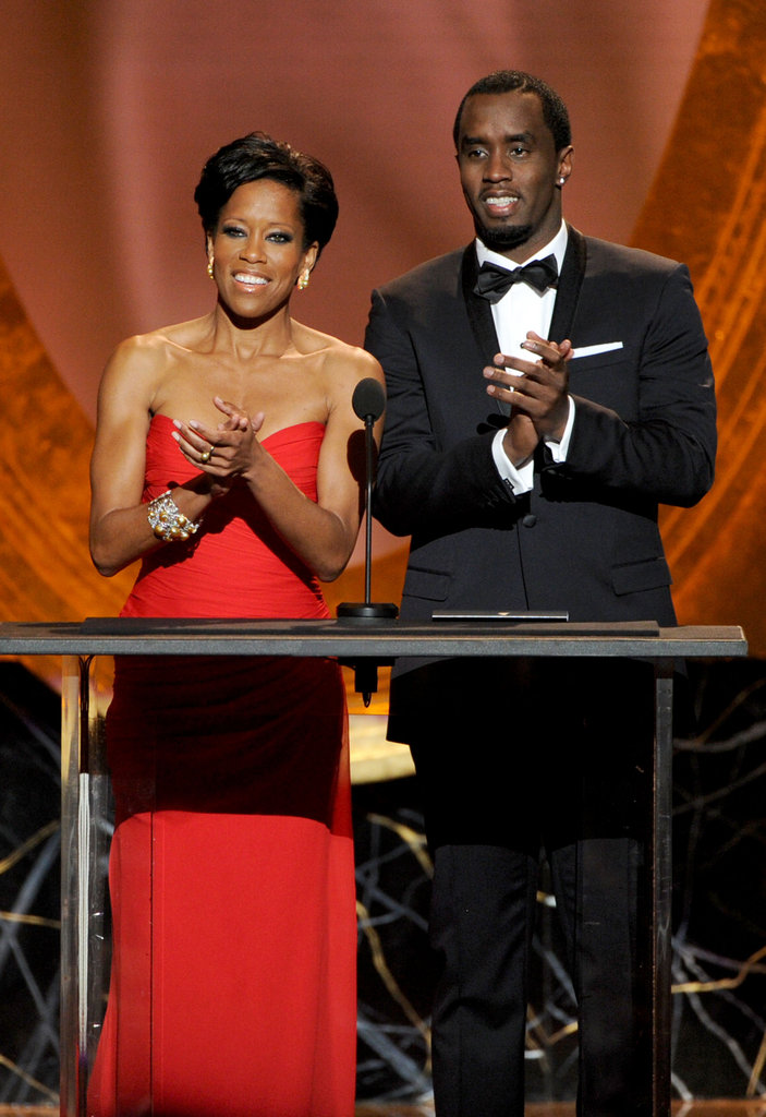 Regina King and Diddy