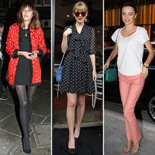 Best Celebrity Style For February 13, 2012
