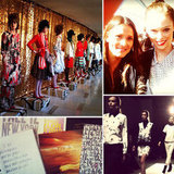 Oh snap! See our Fashion Week escapades, as documented on Instagram.