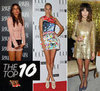Pictures of the Top Ten Best Dressed Celebrities This Week Alexa Chung, Olivia Palermo, Paris Hilton, Adele & More!