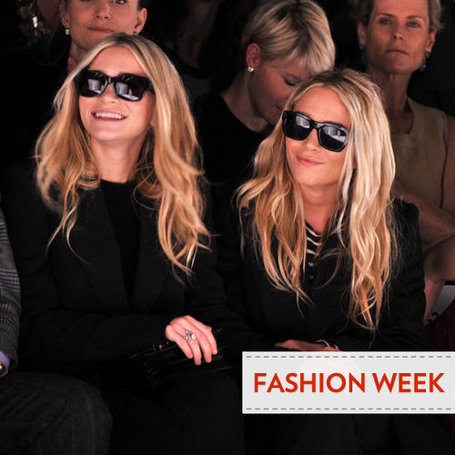 Celebrity Beauty Looks from theFront Row at Fall 2012 New York Fashion Week Olivia Palermo, Leighton Meester, Rachel Zoe & More