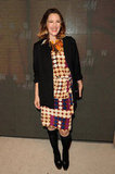 Drew Barrymore attended the Marni at H&M Collection Launch at Lloyd Wright's Sowden House in LA.