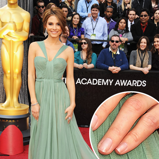 Maria Menounos: Her Oscars Nails