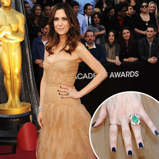 Kristen Wiig: Her Oscars Nails