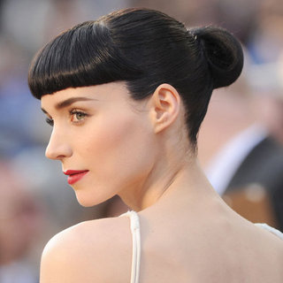Rooney Mara: Oscars Hair and Makeup