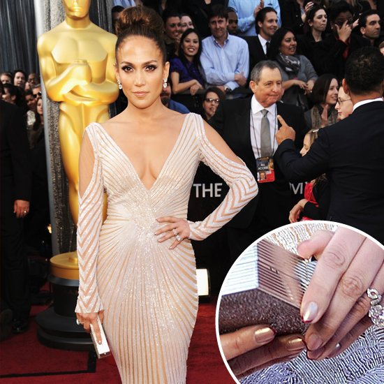 Jennifer Lopez: Her Oscars Nails