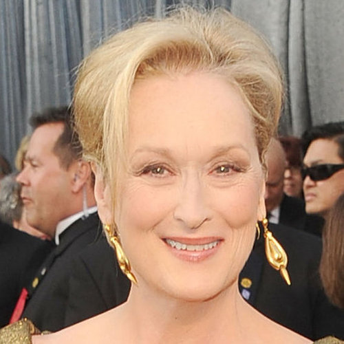 Meryl Streep Wins 2012 Best Actress Oscar