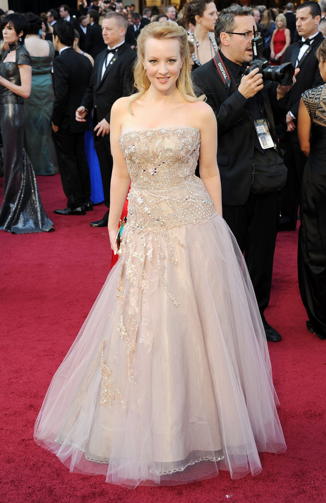 Oscars Red Carpet Dress Pictures 2012