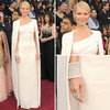 Gwyneth Paltrow in White at Oscars 2012