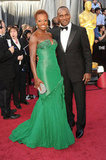 Viola Davis and husband Julius Tennon make an impeccably chic pair.