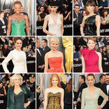 2012 Oscars: Who Wore What