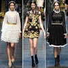 Dolce &amp; Gabbana Runway Fall 2012