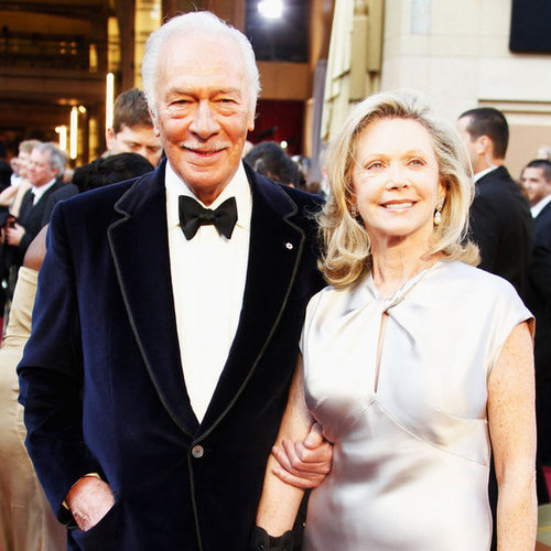 Christopher Plummer Wife