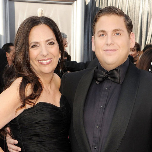 Jonah Hill Oscars Mom