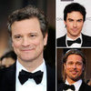 Hot Actors at Oscars