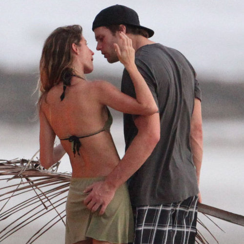Gisele Bundchen Bikini Pictures and Tom Brady on Anniversary