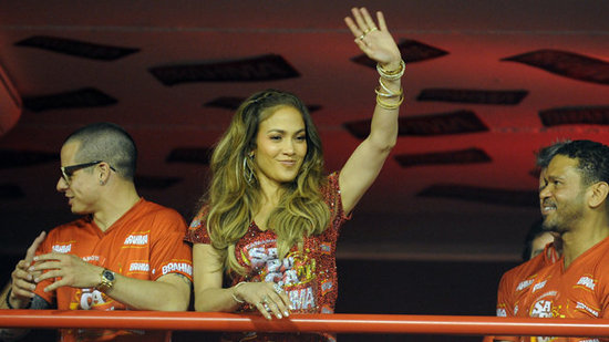 Video: Jennifer Lopez Shakes It at Carnival With Casper Smart