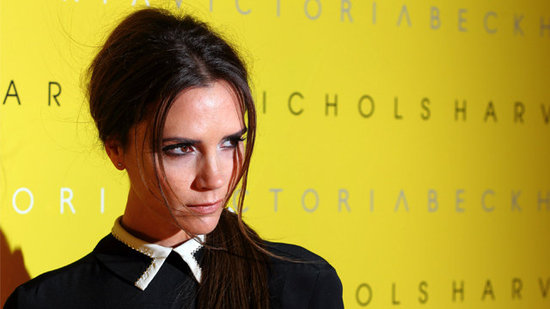 "Video: Victoria Beckham on Being a Working Mom — ""You Can't Look Your Best All the Time"""