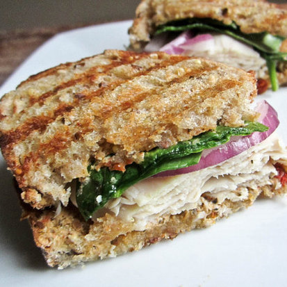 Turkey Caprese Panini Recipe