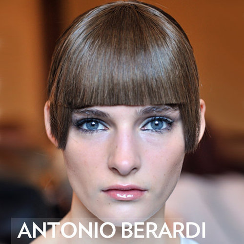 Antonio Berardi Autumn/Winter 2012 Beauty Look