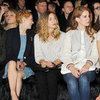 Mulberry London Fashion Week 2012 Front Row Celebrities: Michelle Williams, Lana Del Rey, Elizabeth Olsen and More