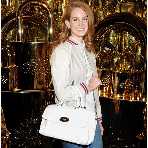 Mulberry Names It's Latest Handbag After Singer Lana Del Rey: Do You Like This Designer Tote?