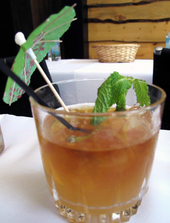Relax With Refreshing Mai Tais