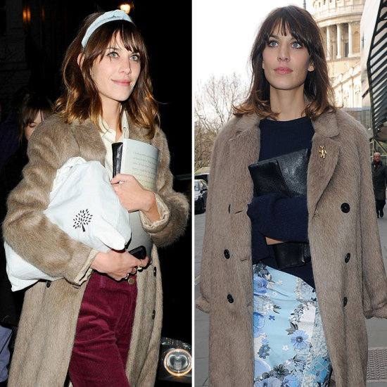 LFW: We Are Loving Alexa Chung's Night and Day Looks