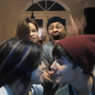 "Justin Bieber and Selena Gomez in ""Call Me Maybe"" Video"