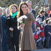 Kate Middleton in Oxford Video