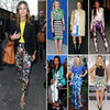 See How Celebs Like Olivia Palermo and Zoe Saldana Style Their Pretty Floral Separates
