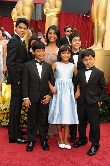 &lt;b&gt;Slumdog Millionaire&lt;/b&gt; Kids, 2009