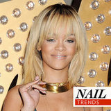 5 Fun Ways to Get In On the Gold Nail Polish Trend
