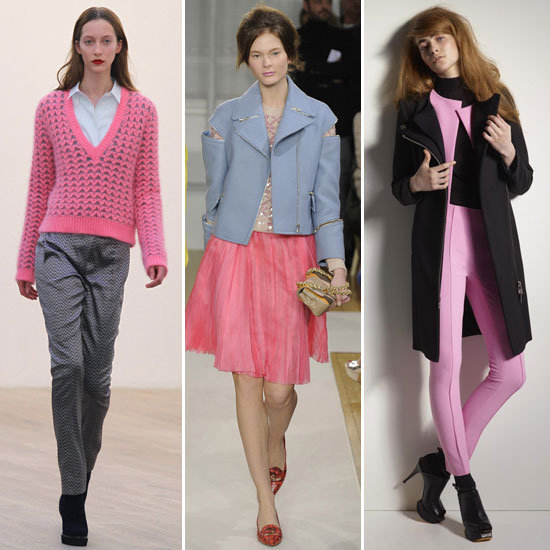 Pink Lady London Fashion Week Trends!