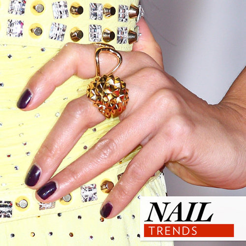 Noteworthy Nails From The 2012 BRIT Awards!