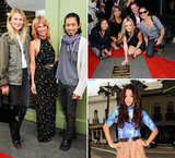 Pictures of Dree Hemingway and Erin McNaught Launch of the Australian Walk of Style at The Intersection in Paddington