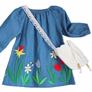 Spring Dresses For Little Girls