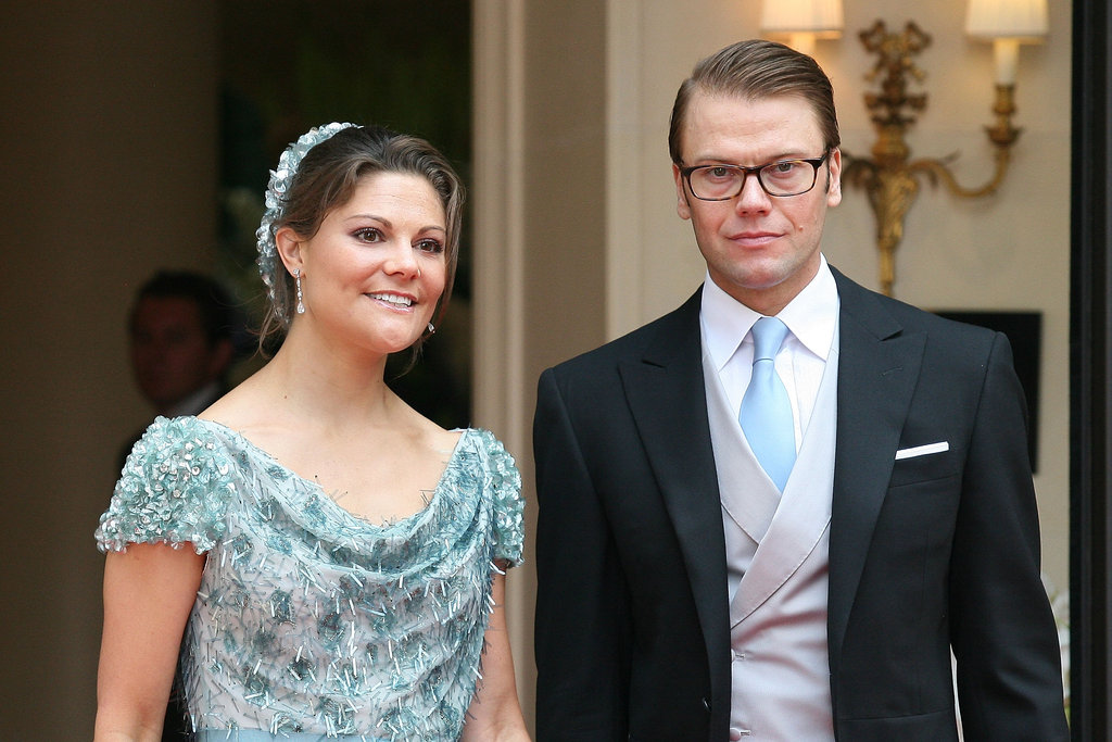 Victoria and Daniel attend the religious marriage ceremony for  Monaco's Prince Albert II and Princess Charlene of Monaco.