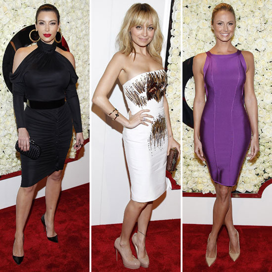 Nicole Richie, Kim Kardashian, and More Share Their Red Carpet Secrets With QVC