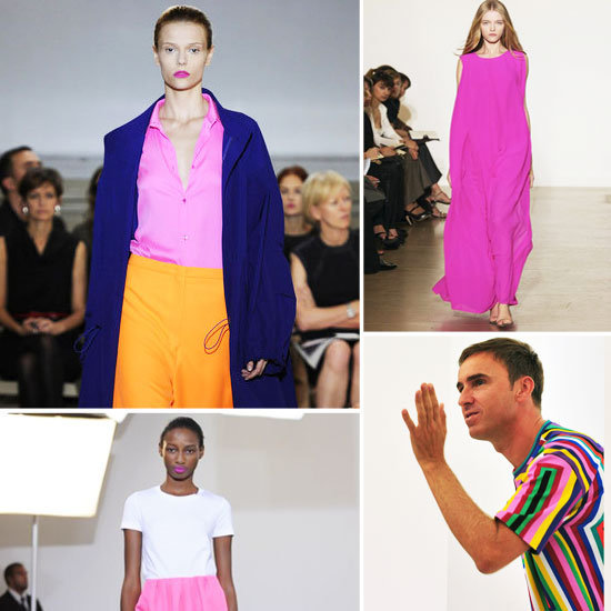 Big news in the fashion world: Raf Simons will leave his creative director post at Jil Sander after seven years at the helm. In his place, the brand's founder Jil Sander will return. Look back on all of Raf Simon's sport-meets-sleek collections now.