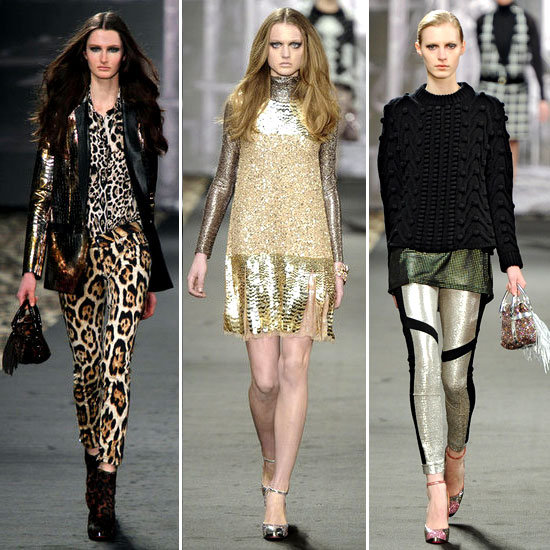 Just Cavalli Runway Fall 2012
