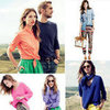 See J. Crew's Colourful March 2012 Catalogue